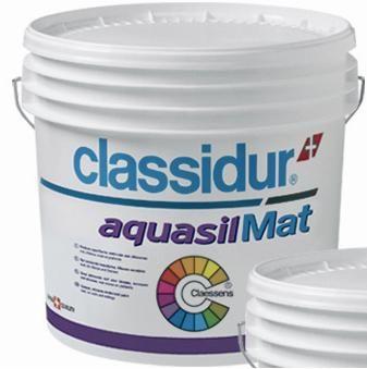 Classidur Aquasil mat 12,5 liter