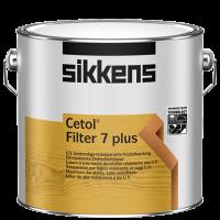 Sikkens Cetol filter 7 plus 2,5 liter (020 ebben)