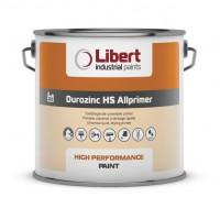 Libert Durozinc HS Allprimer 0,75 liter zwart