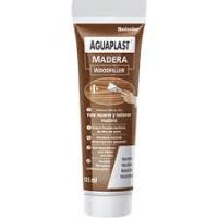 Aguaplast Woodfiller 125ml, kleur mahony