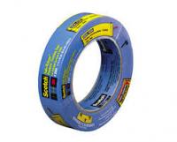 Scotch® 2090 Afplaktape blauw 19mm x 50m